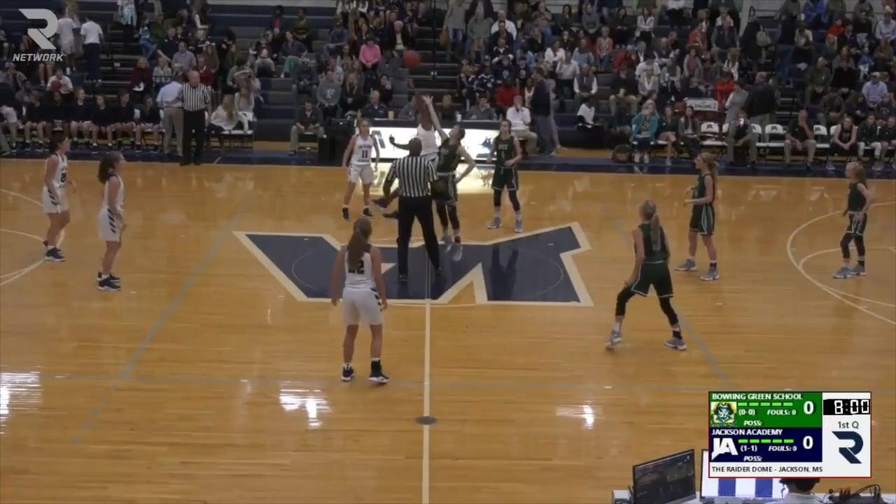 Varsity Girls Basketball-2018-Nov-08-Bowling Green