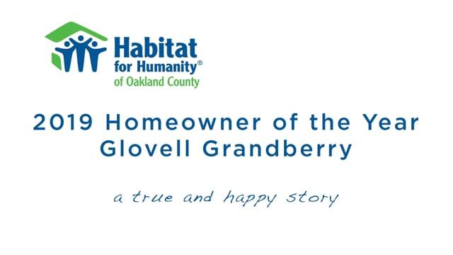 Habitat for Humanity - Vell's Story - FINAL