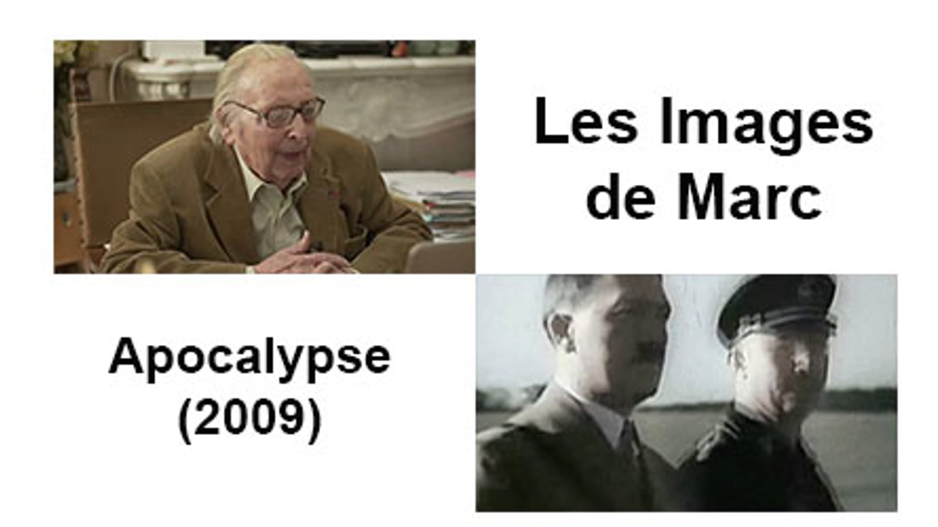 Apocalypse. La 2nde Guerre mondiale (2009)