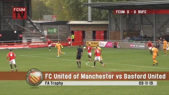 FCUM vs Basford United - Highlights - 09-11-19