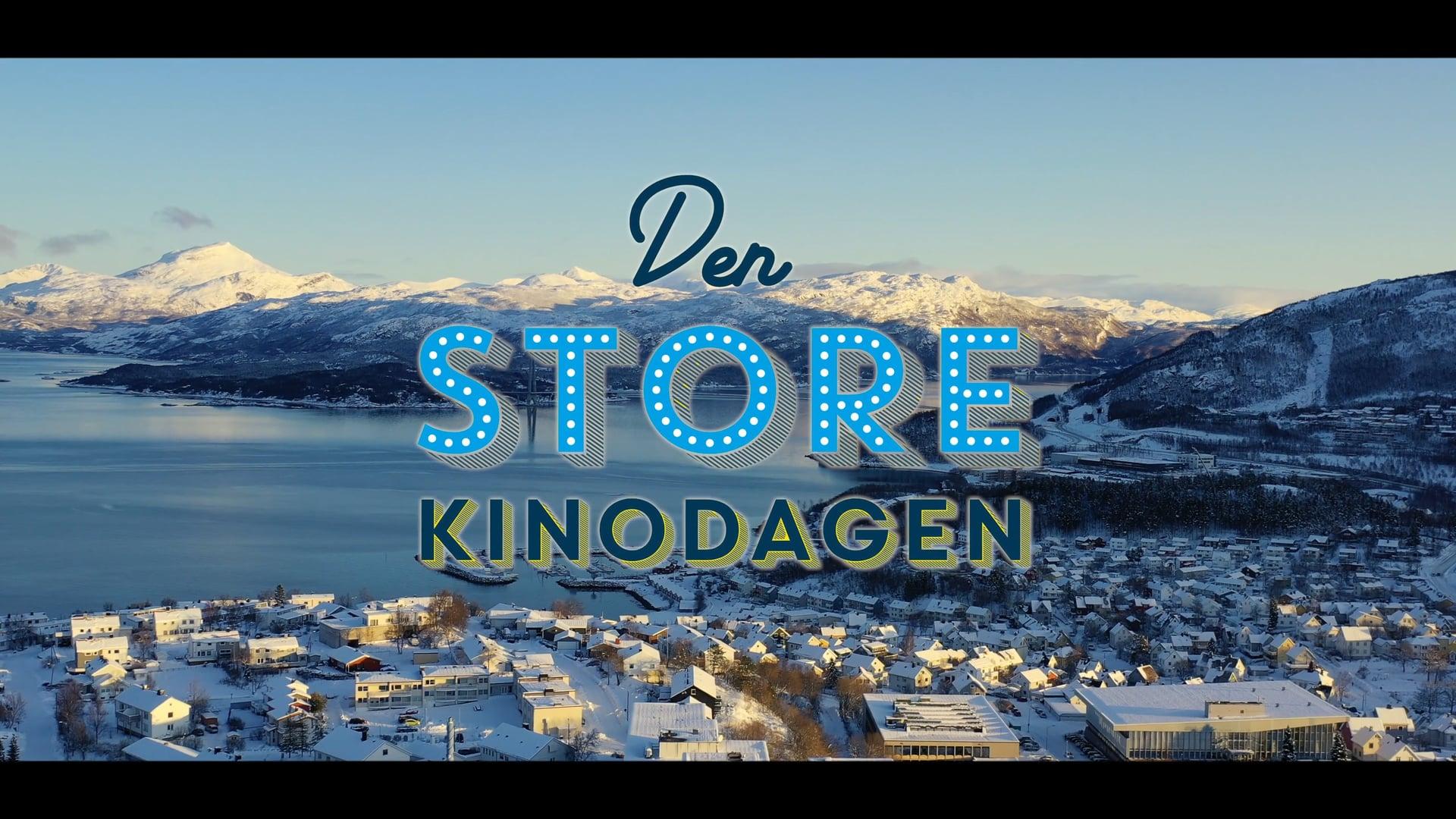 Aurora Kino Narvik - Den store kino dagen 2019