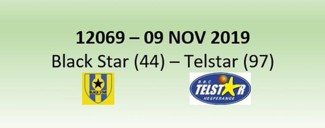 N2H 12069 Black Star Mersch (44) - Telstar Hesperange (97) 09/11/2019