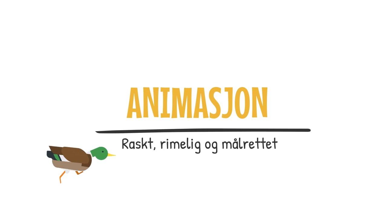 Klok animasjon
