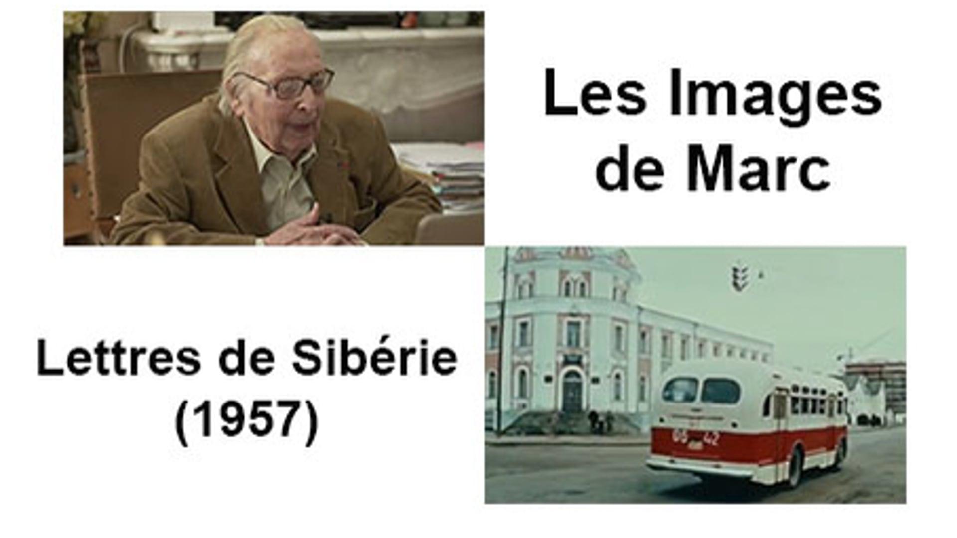 Lettres de Sibérie (1957)