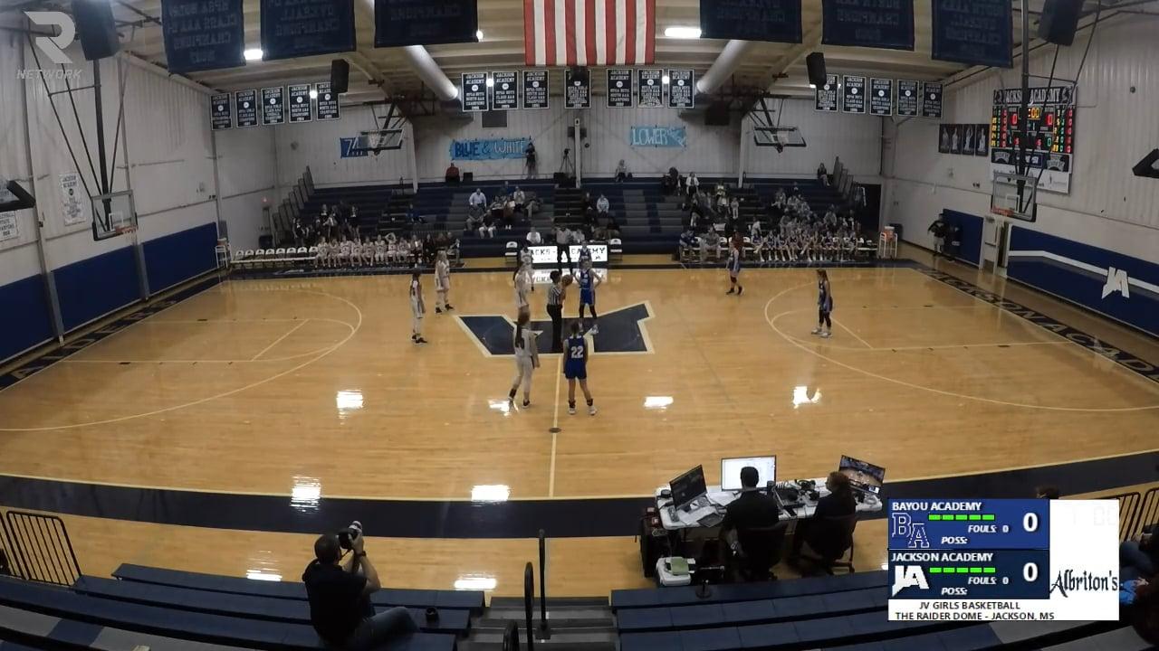 JV Girls Basketball-2019-Nov 11-Bayou