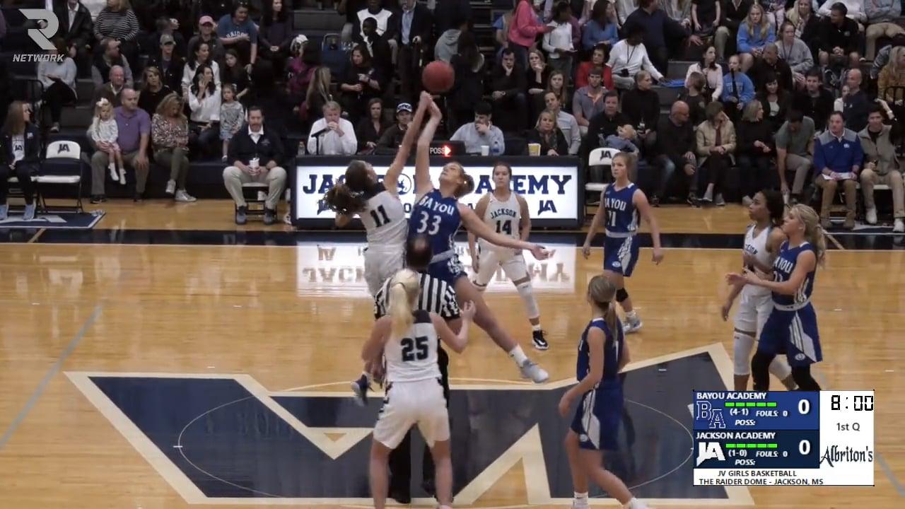 Varsity Girls Basketball-2019-Nov 11-Bayou