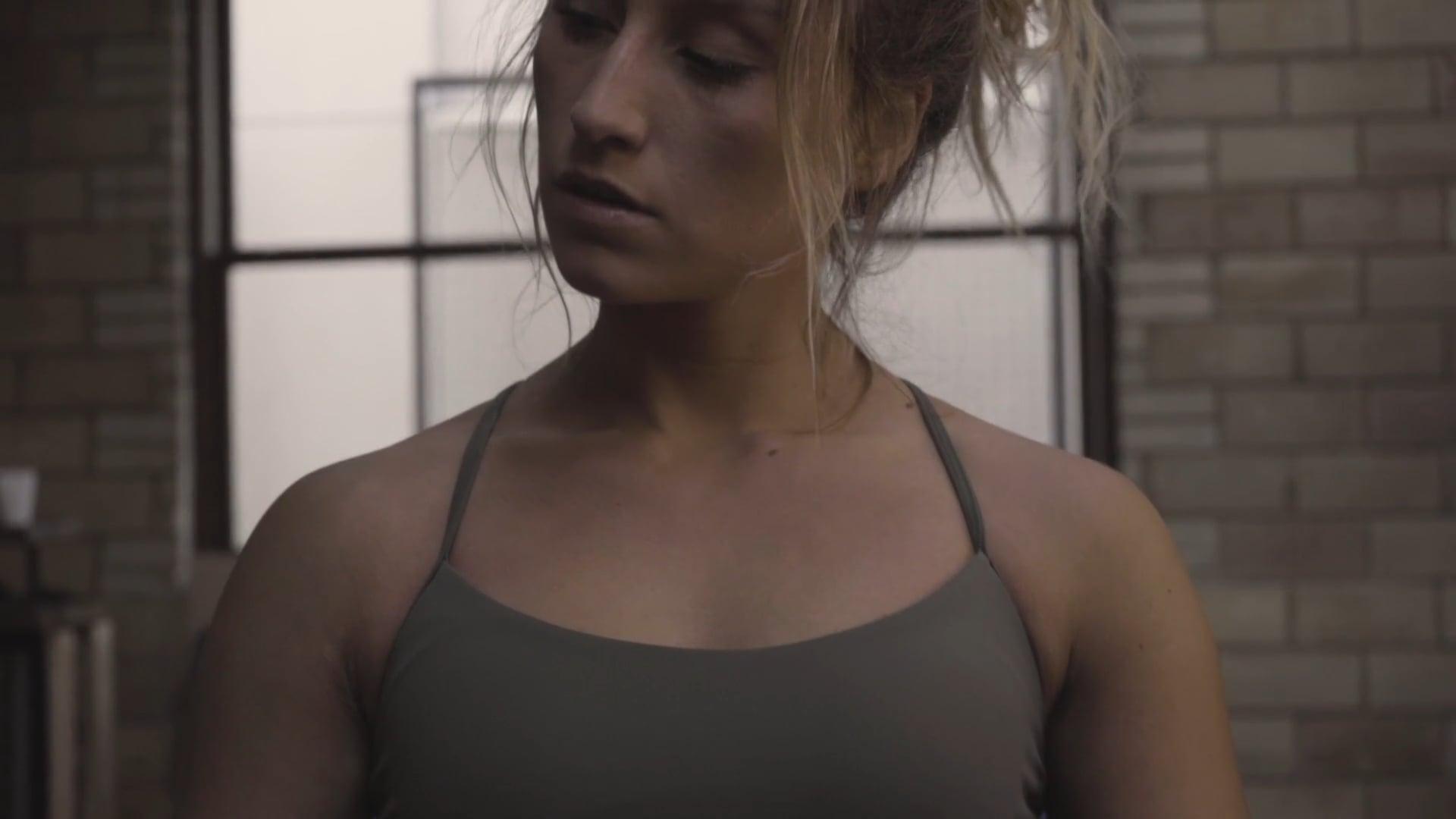 Ashley Lomis Boxing Cinematic Training