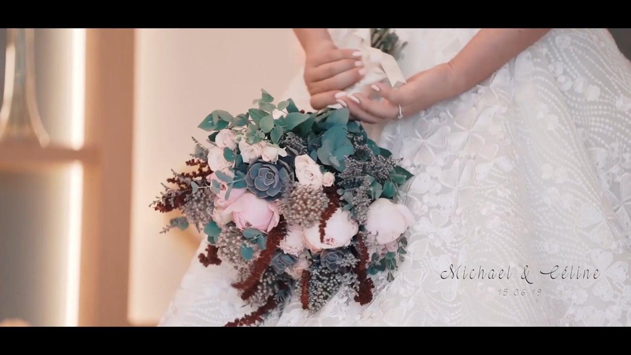 Michael & Céline   Wedding Trailer