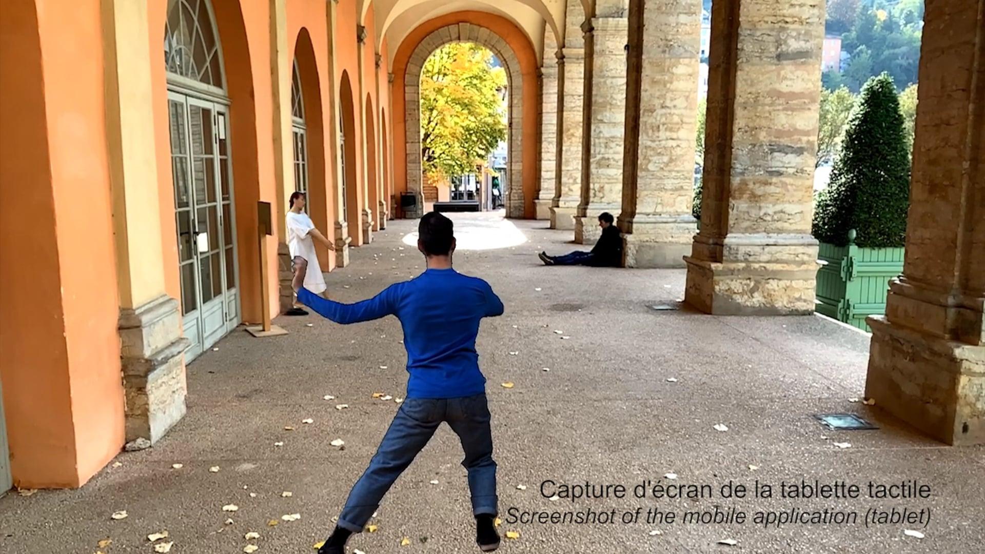 Natacha Paquignon - Space Dances - novembre 2019 #2 - Les Subsistances, Lyon