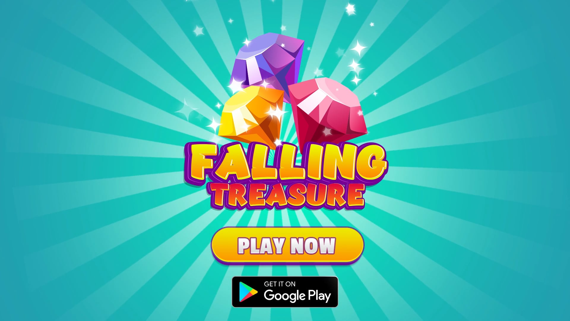 Falling Treasure