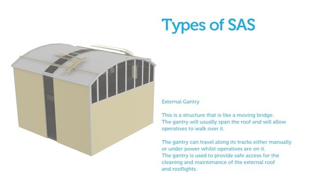 3. Types of SAS