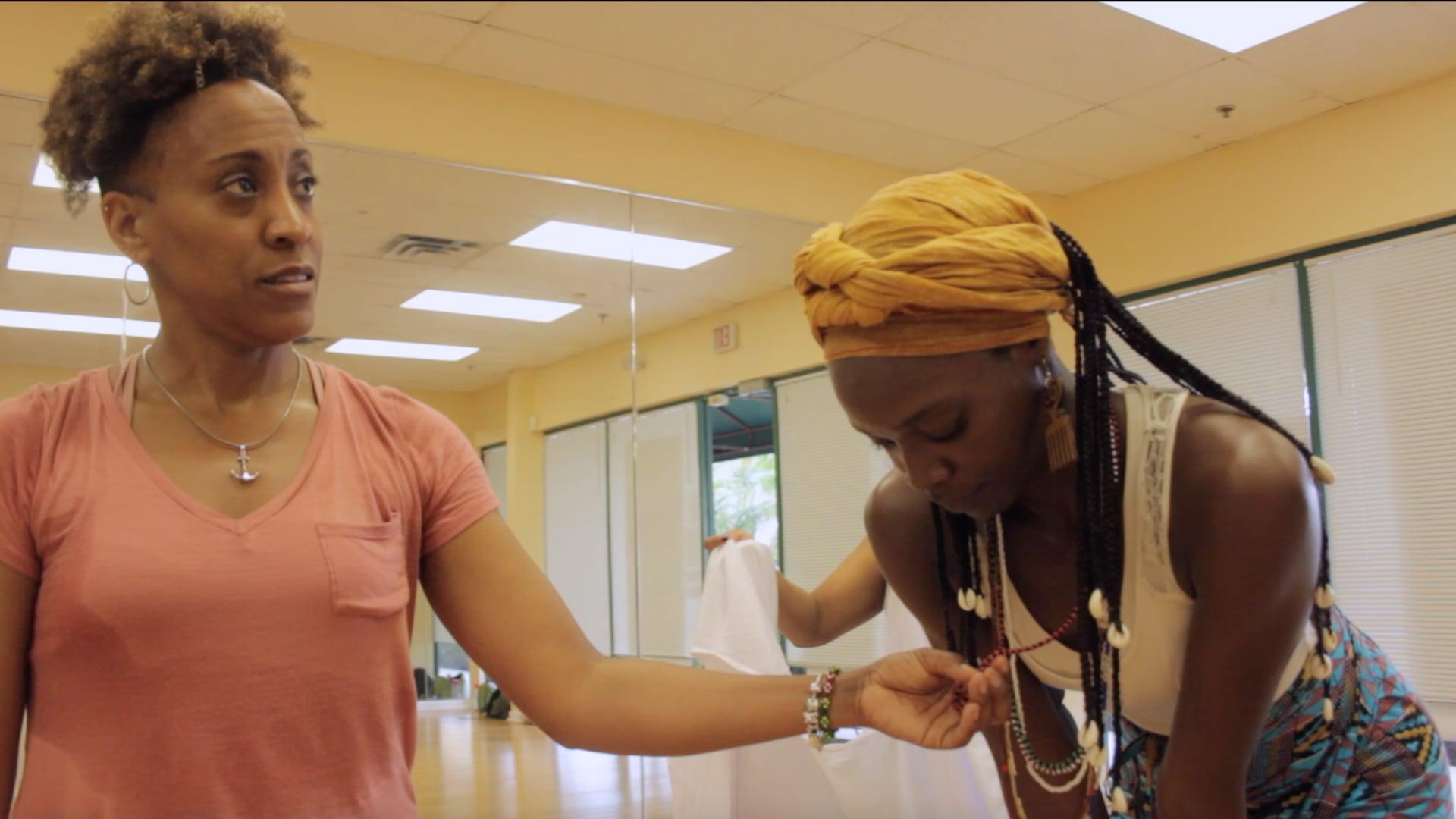 Drum & Dance Folklore Series: Marisol Blanco   Wemilere Para Los Orichas