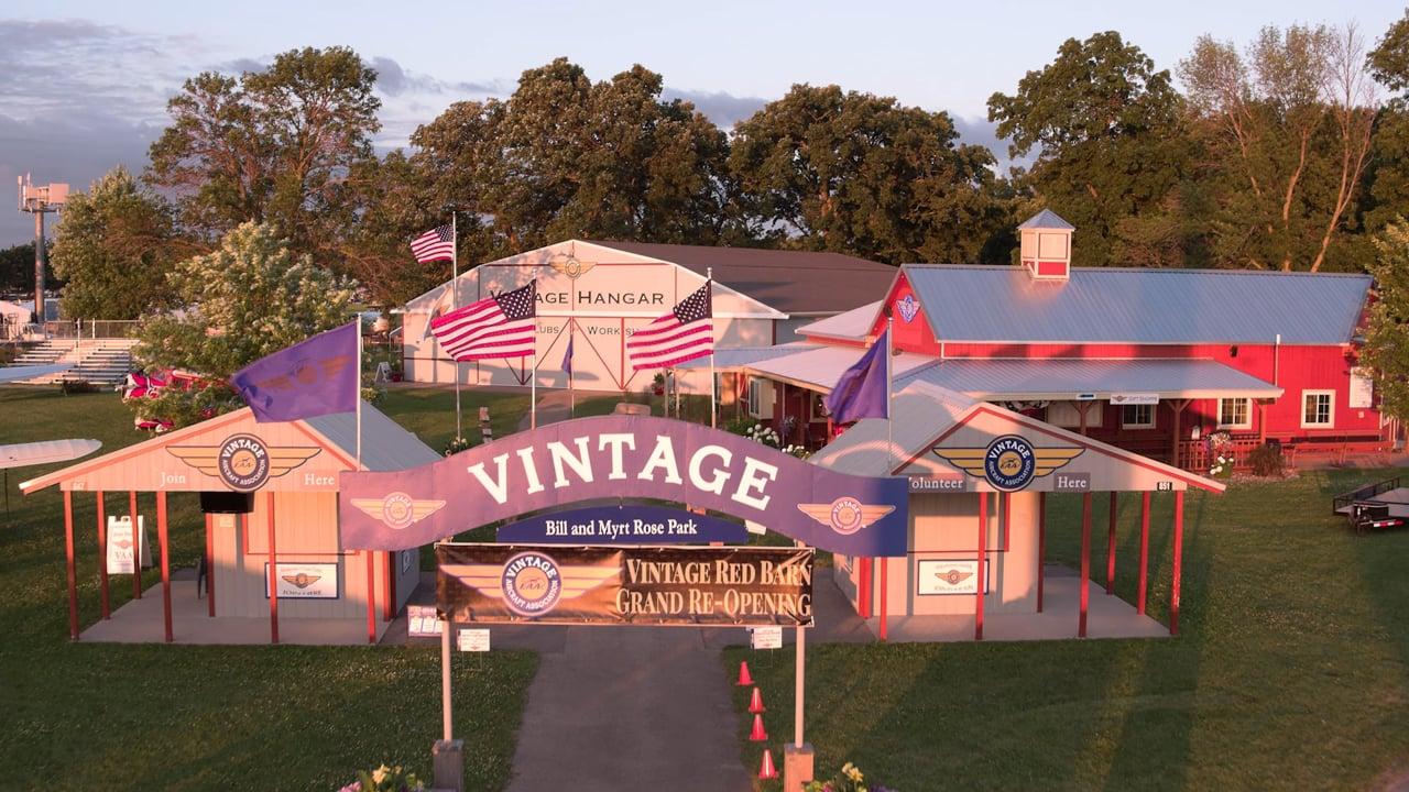 Vintage at AirVenture 2019