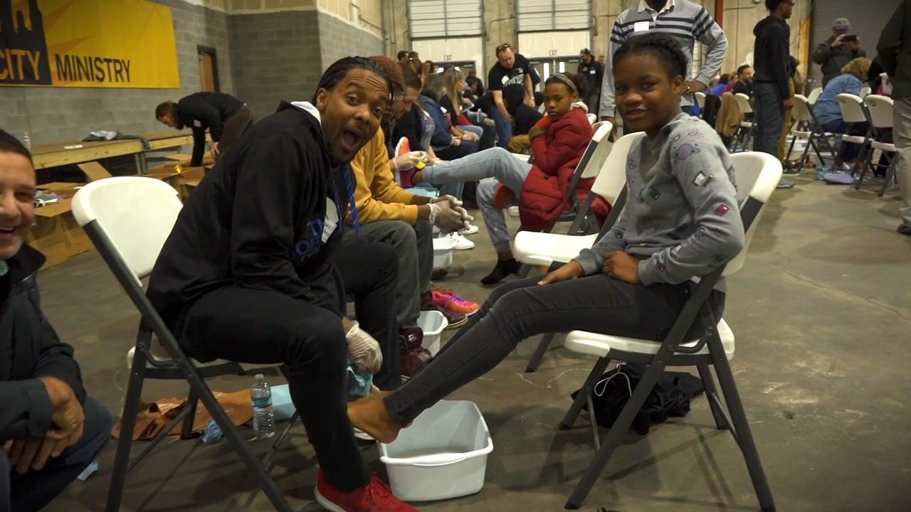 Samaritans Feet Nashville event 11/8/19