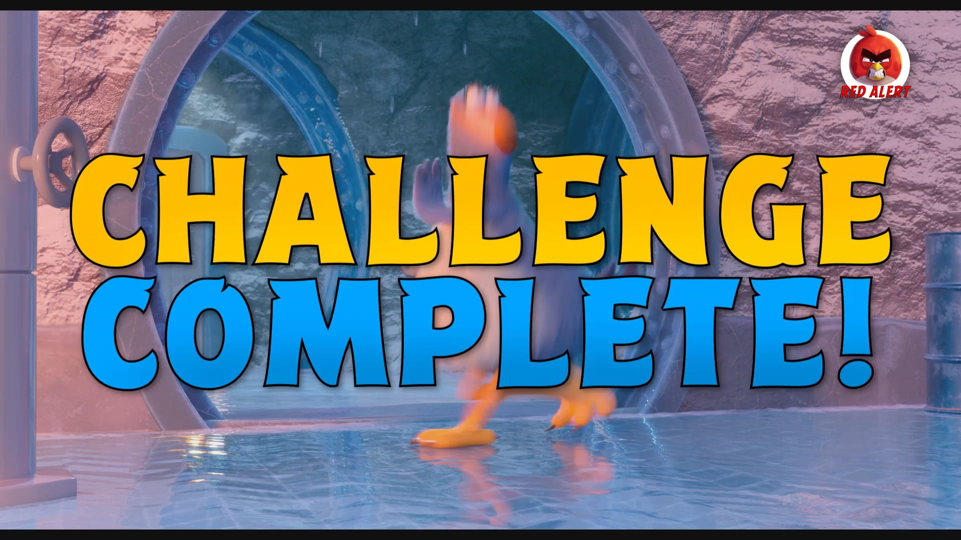 Angry Birds 2: Red's YouTube Channel  - Eagle Infiltration Challenge
