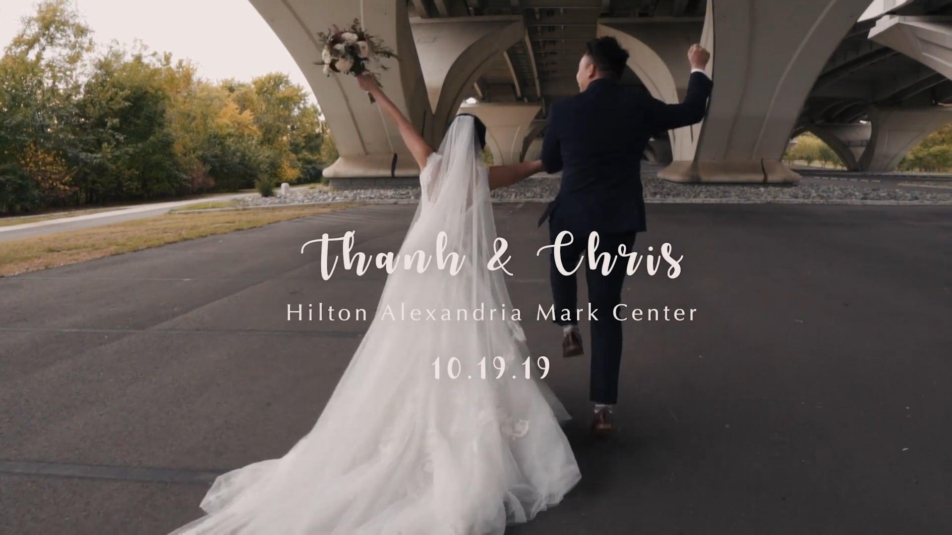 Thanh & Chris   Wedding Teaser