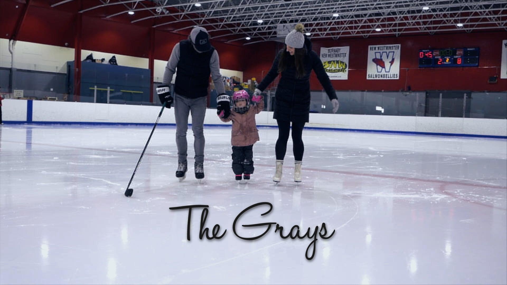 Gray Family Christmas Mini
