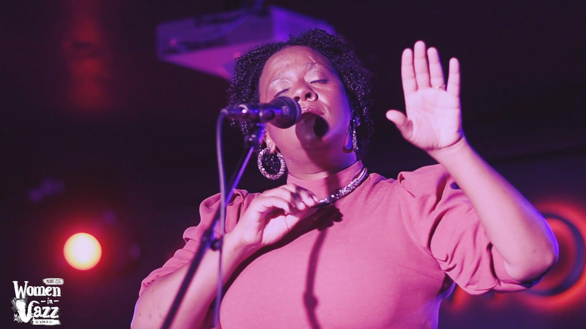 Indra Rios-Moore | Women in Jazz Festival · Madrid, 2019