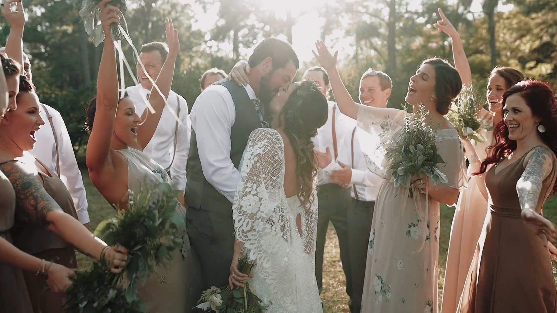Pigott Wedding Teaser
