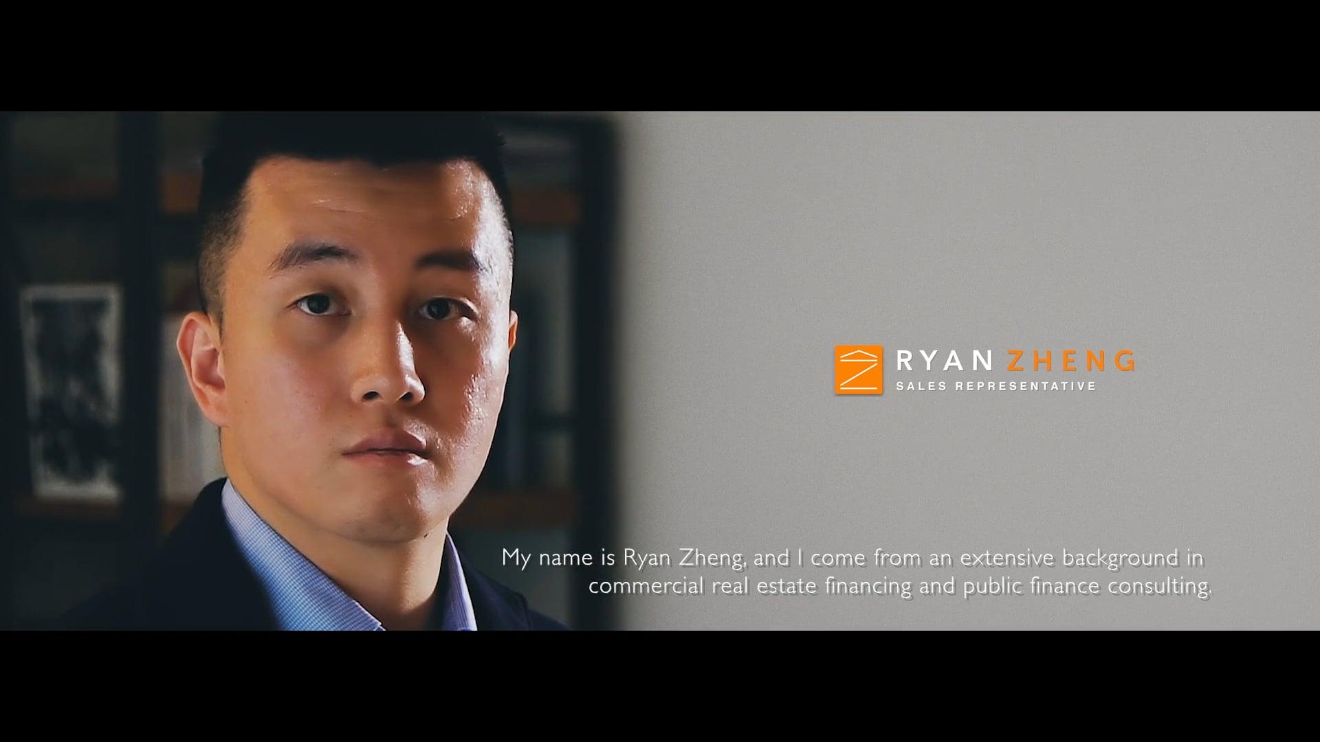 Ryan Zheng -  Real Estate