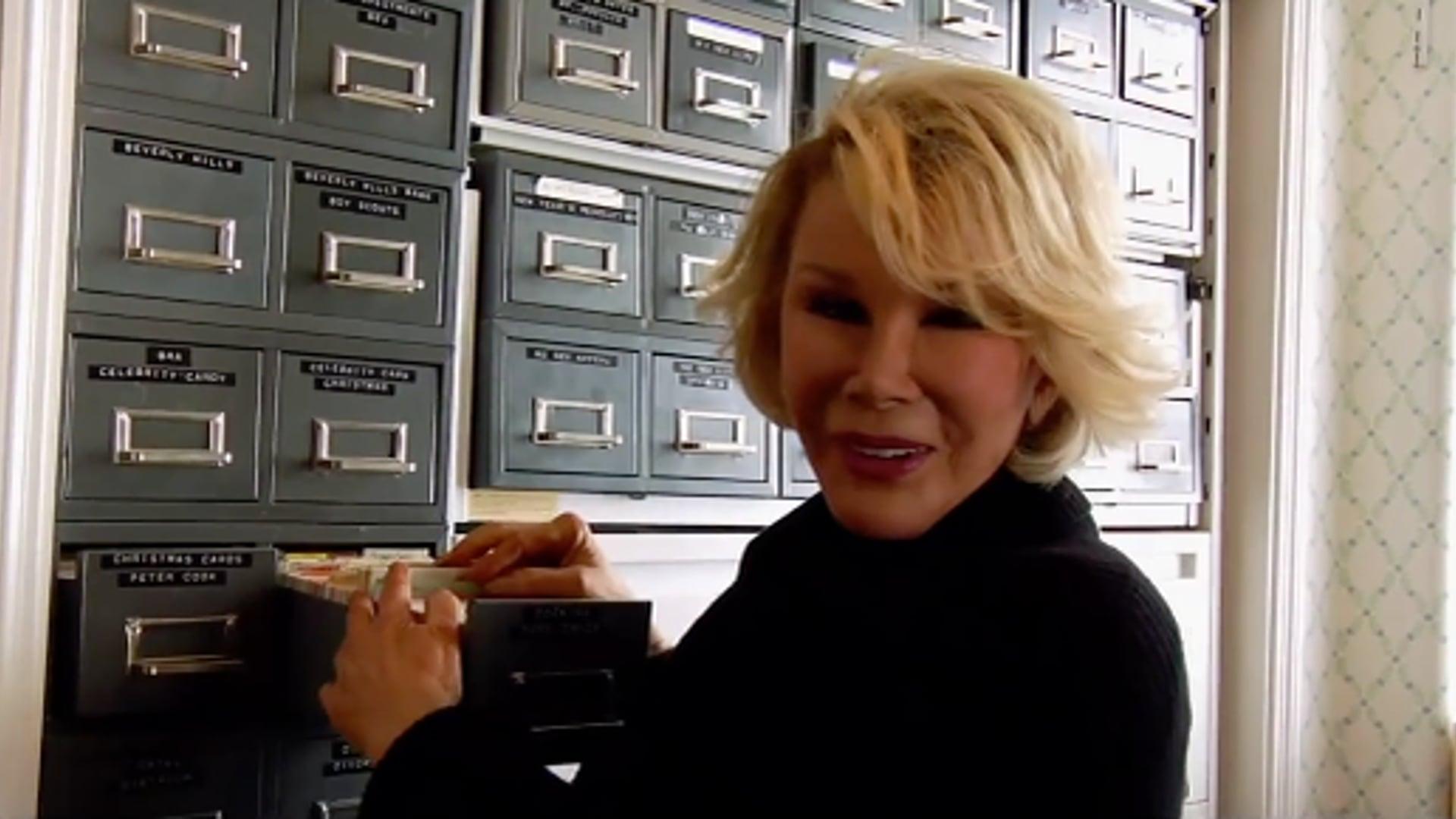 """Joan Rivers: A Piece of Work"" Trailer"