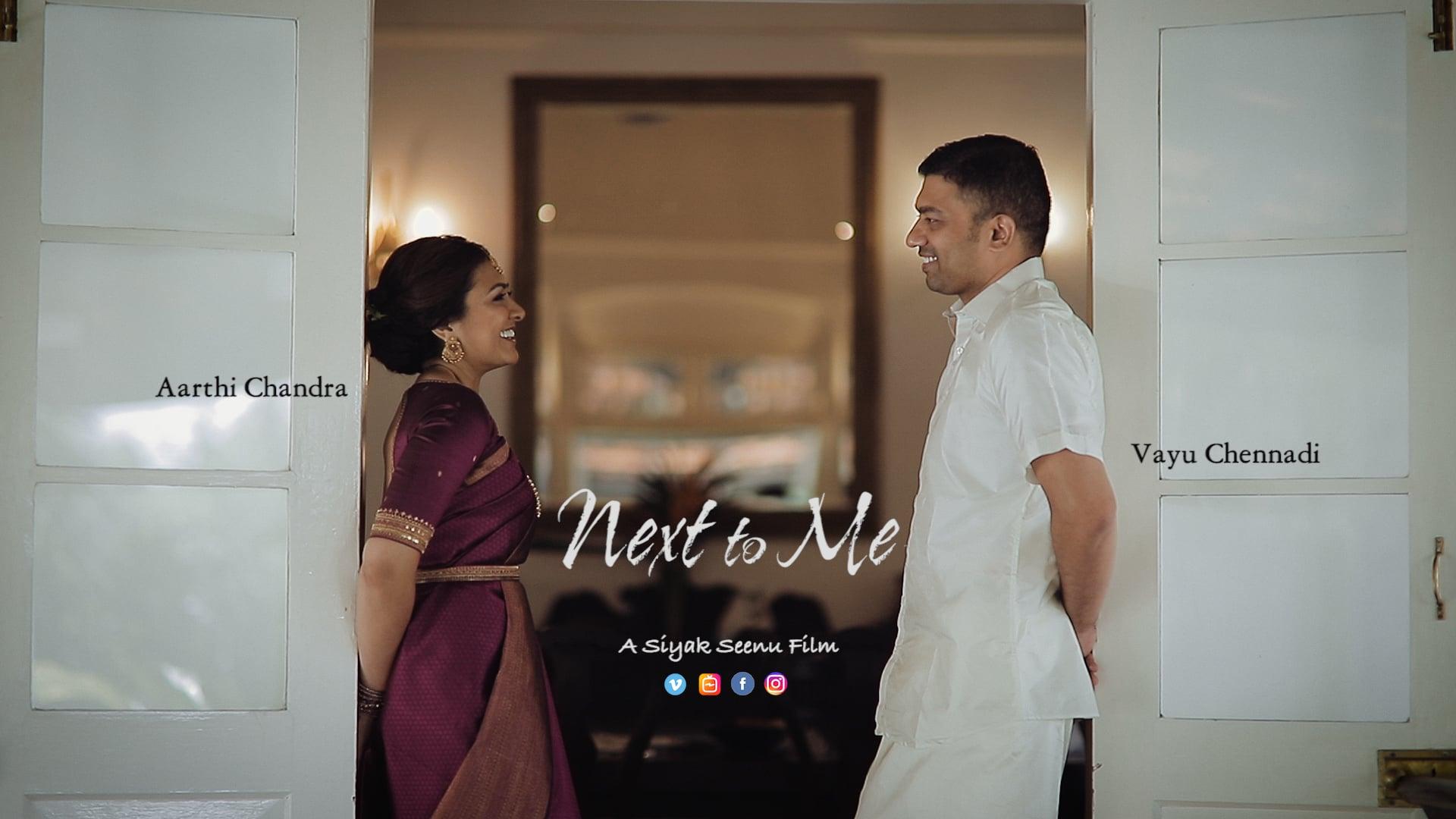 Trailer: Next to Me