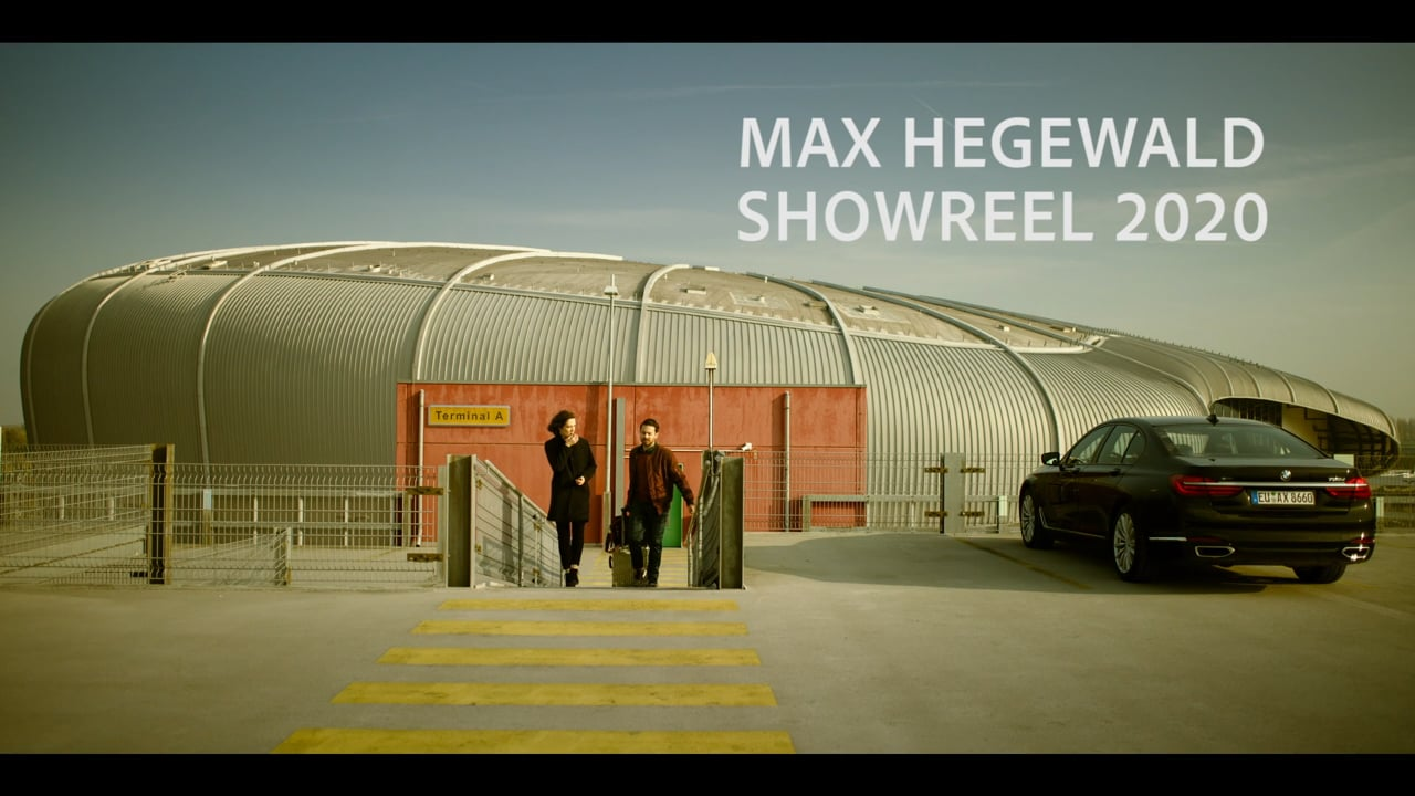 MAX HEGEWALD SHOWREEL 2019