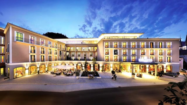 A Glance at our Hotels