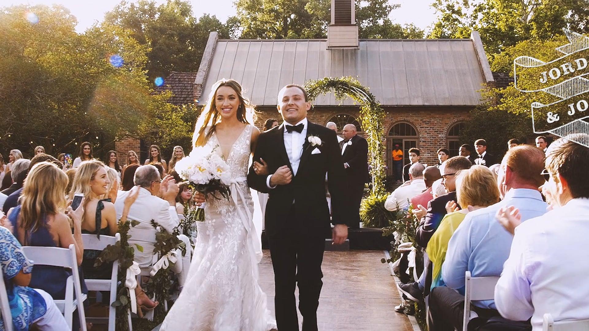 Jordan   Jordan / A Spring Garden Wedding in Baton Rouge / Botanical Gardens