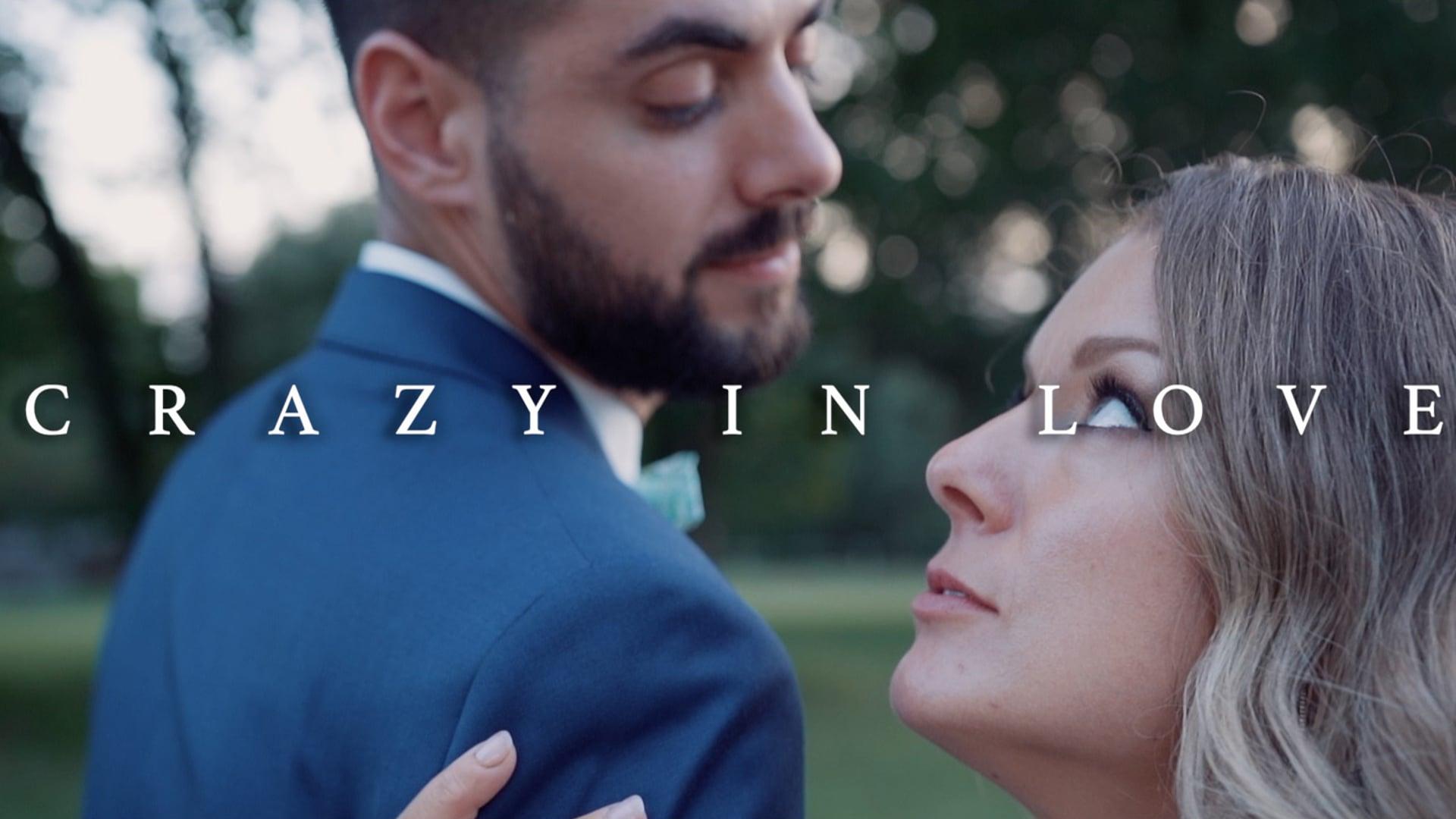Crazy In Love - Wedding Story Virginie & Cédric