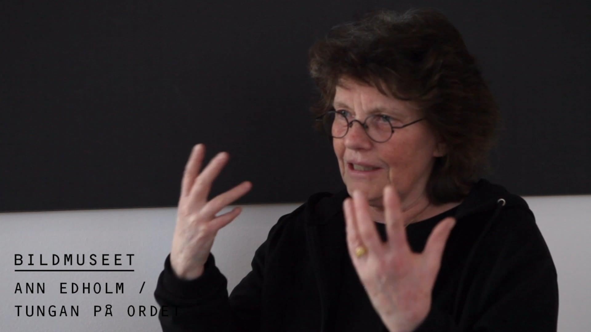 Film: Ann Edholm
