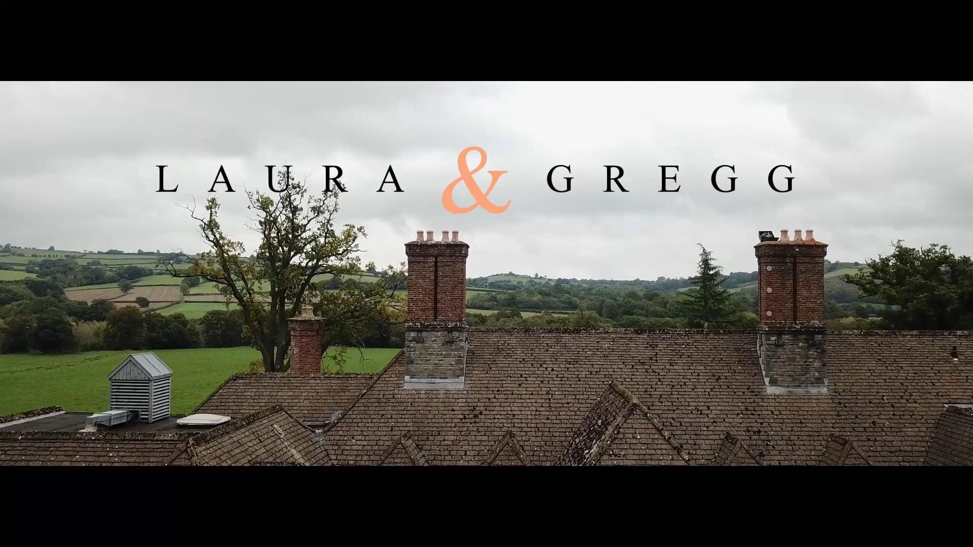 Laura & Greggs Wedding Highlight
