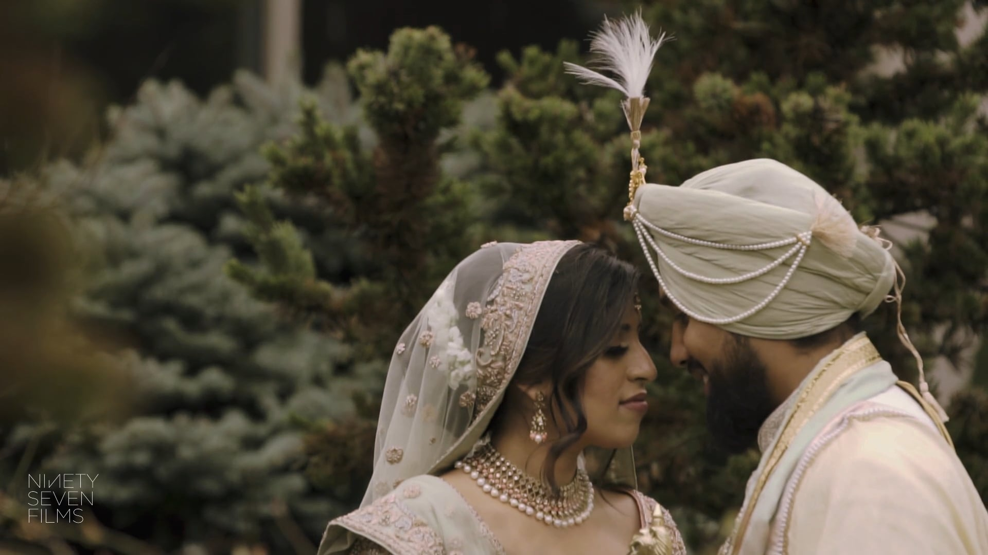 Hidden Falls Sikh Gurudwara & Palazzo Grande Sikh Wedding | Simran + Shahniwaz Same Day Film