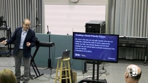The Sermon Starts in the Parking Lot, Danny Franks - Breakouts at Annual Homecoming 2019 | SBC of Virginia