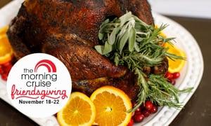 TMC Friendsgiving Week - How to Create an Instagram-Worthy Turkey