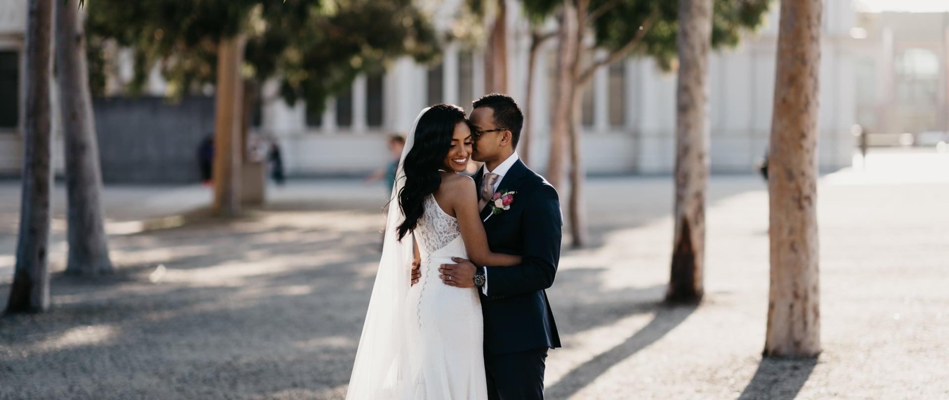 Benita & Rohit Wedding Video Filmed at Melbourne, Victoria