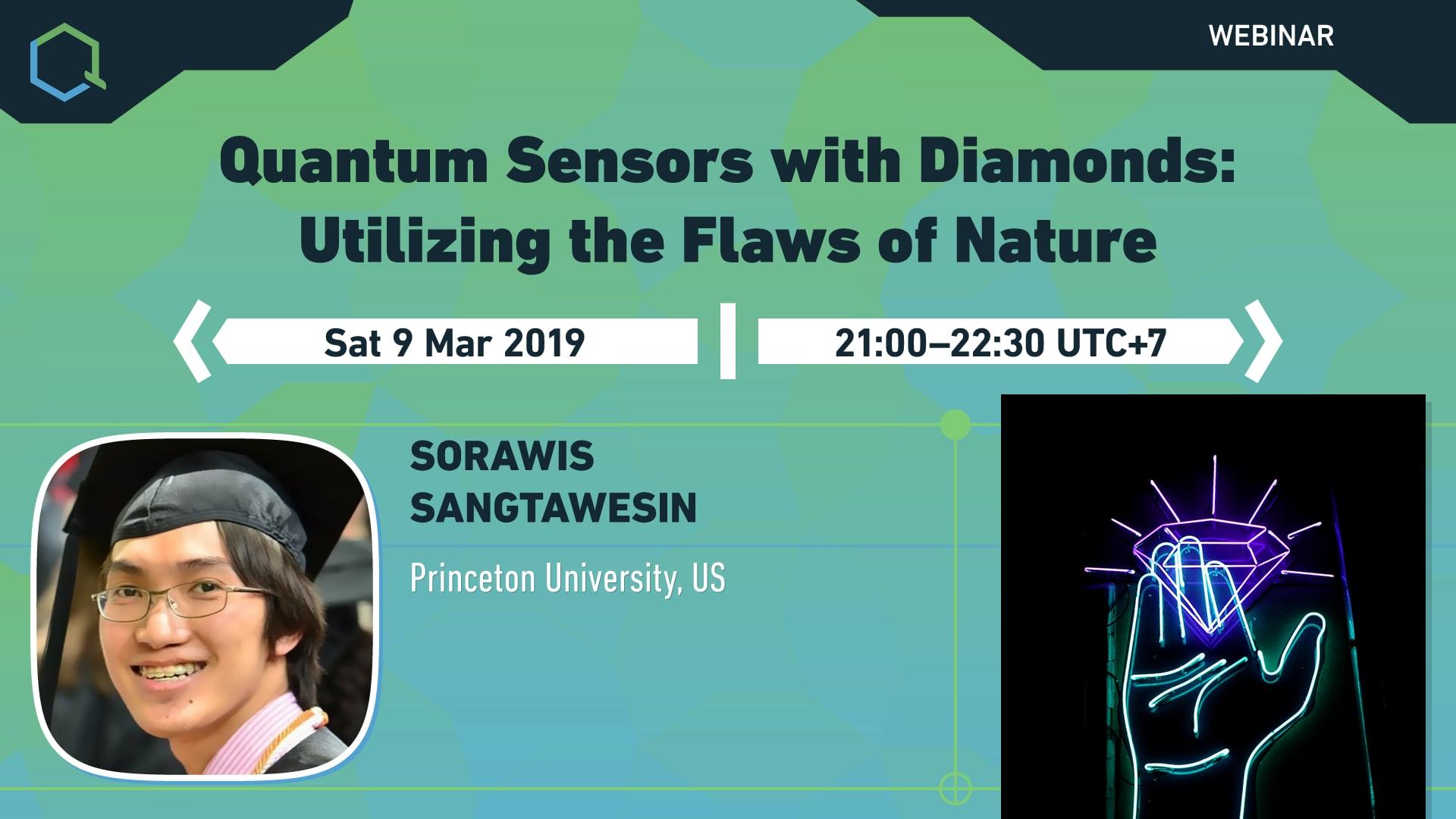 Quantum Sensors with Diamonds: Utilizing the Flaws of Nature