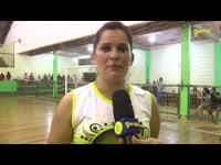 A Cara do Esporte - Futsal Feminino e Veteranos de Jupiá