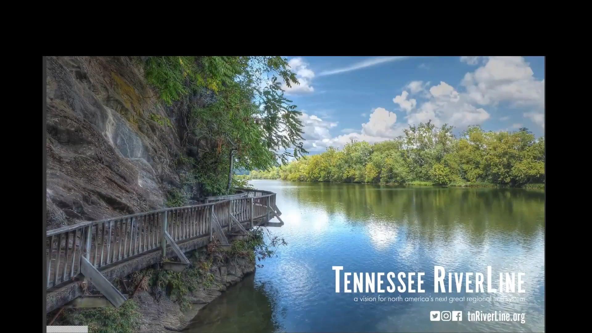 Quartelry Webinar Series - TN RiverLine with Dr. Brad Collett