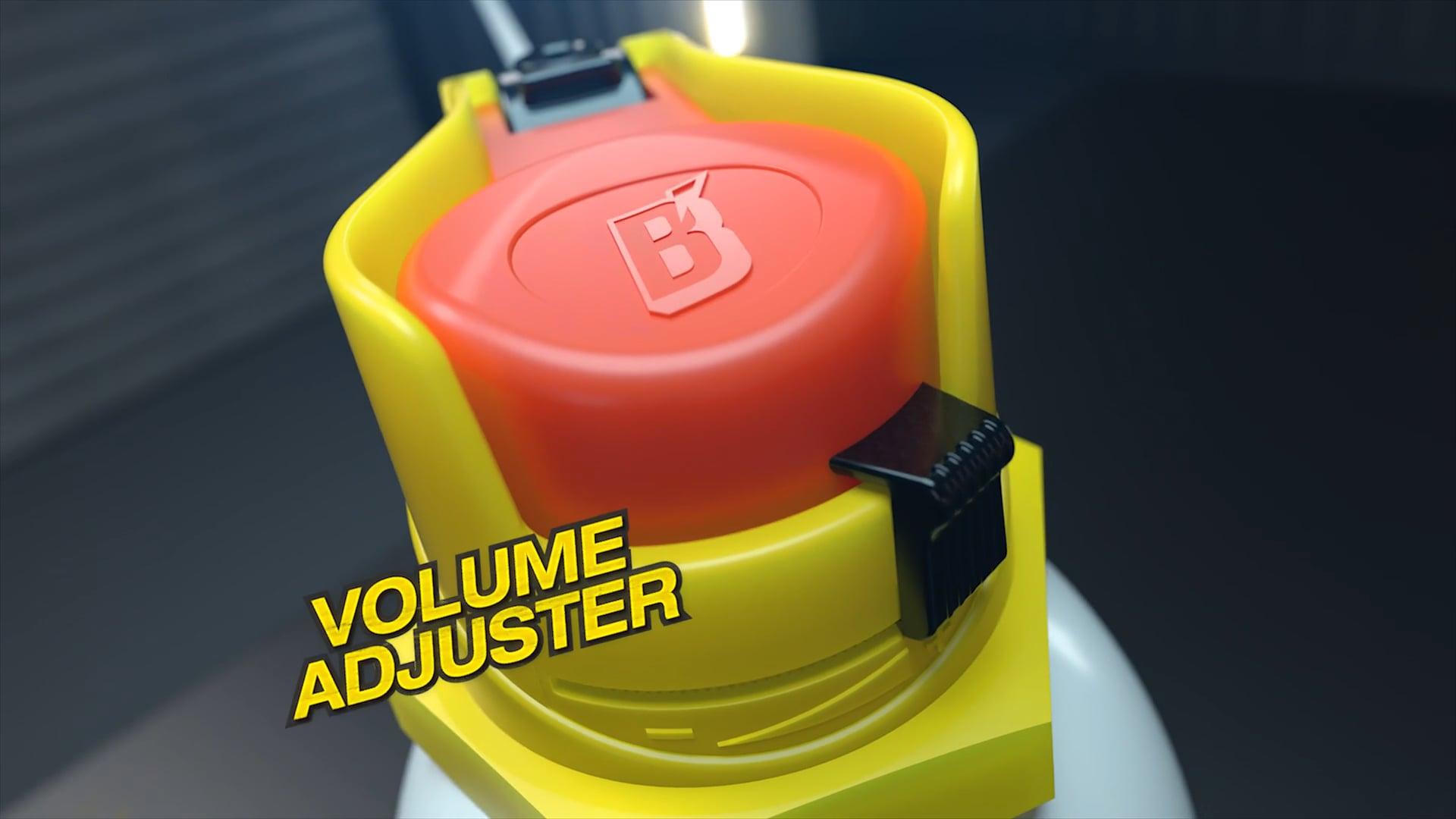 Blaster Straw Reveal