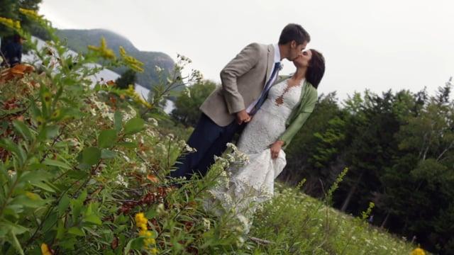 Grant + Olivia marry in Bar Harbor, Maine!!!!