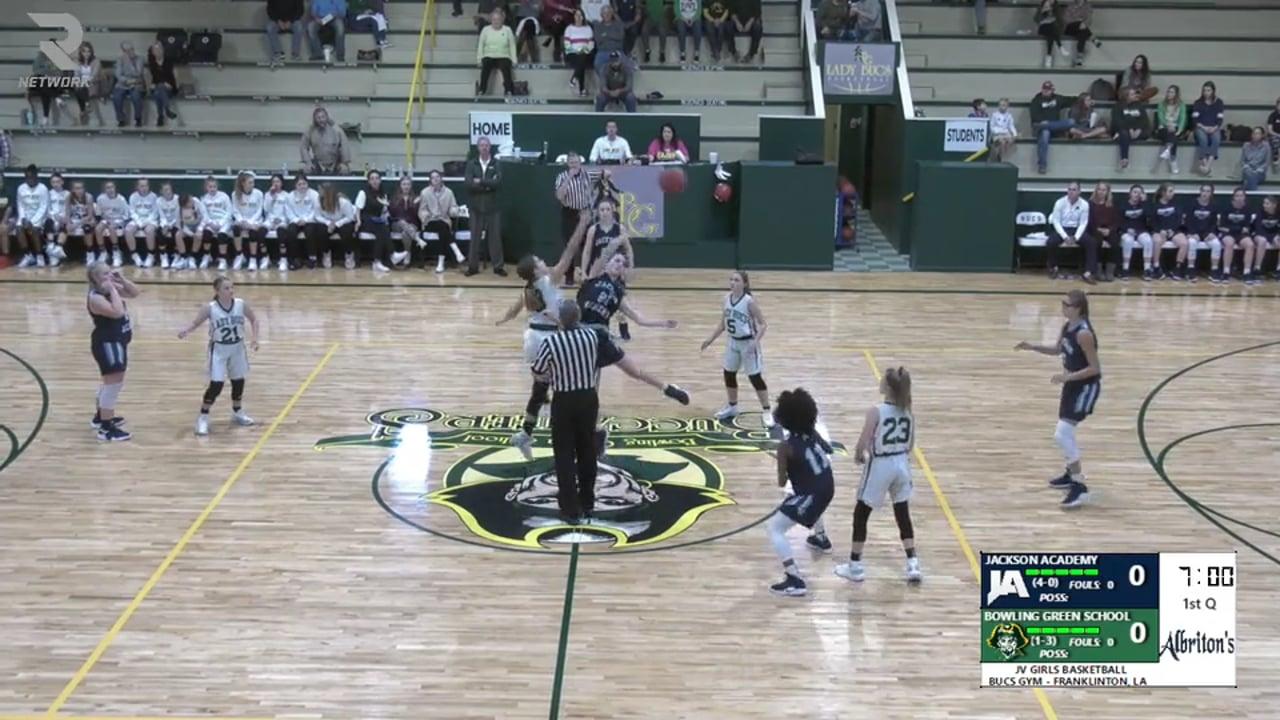 JV Girls Basketball-2019-Nov 16-Bowling Green