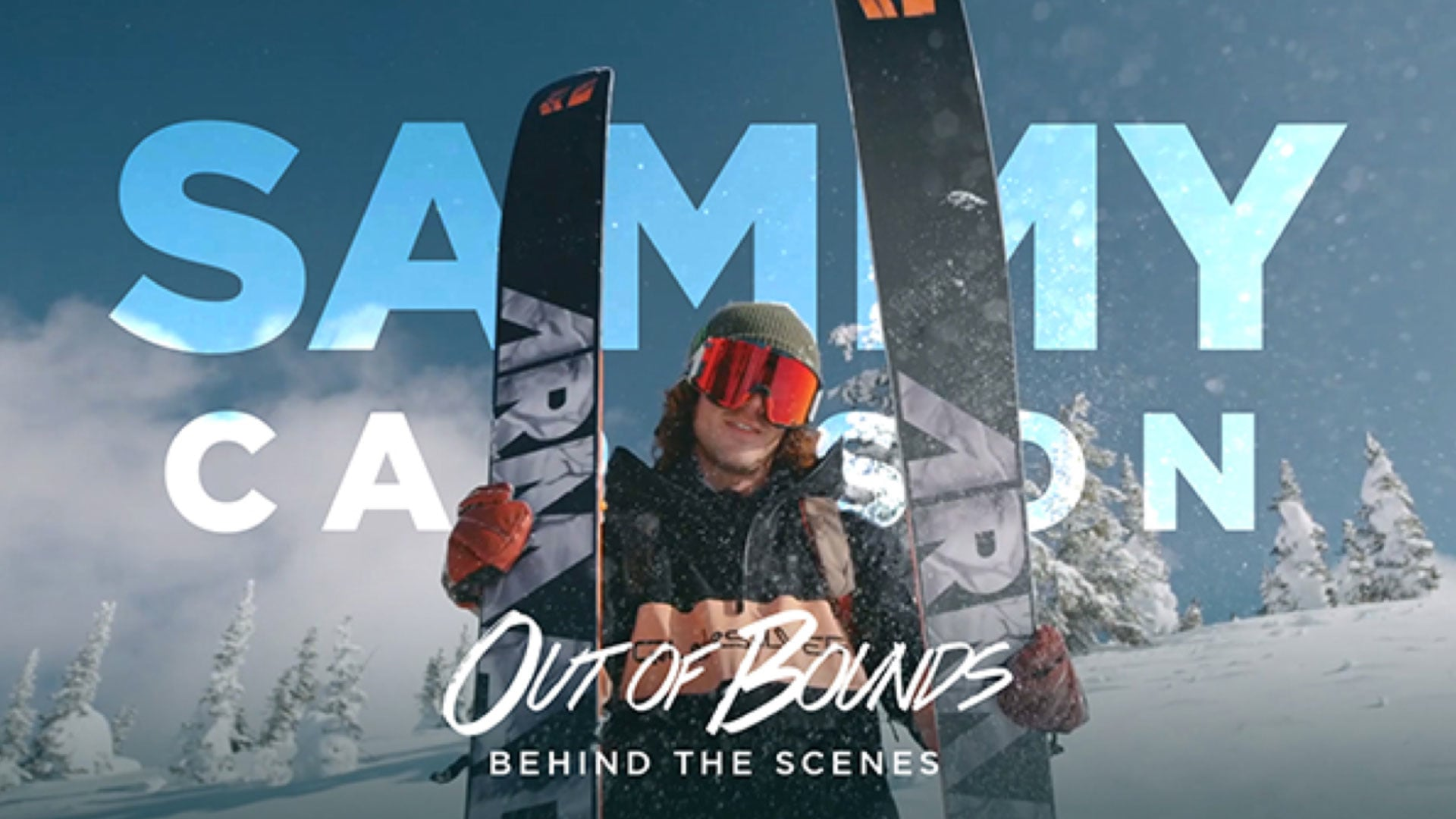 Out of Bounds - Behind the Scenes 10 - Sammy Carlson