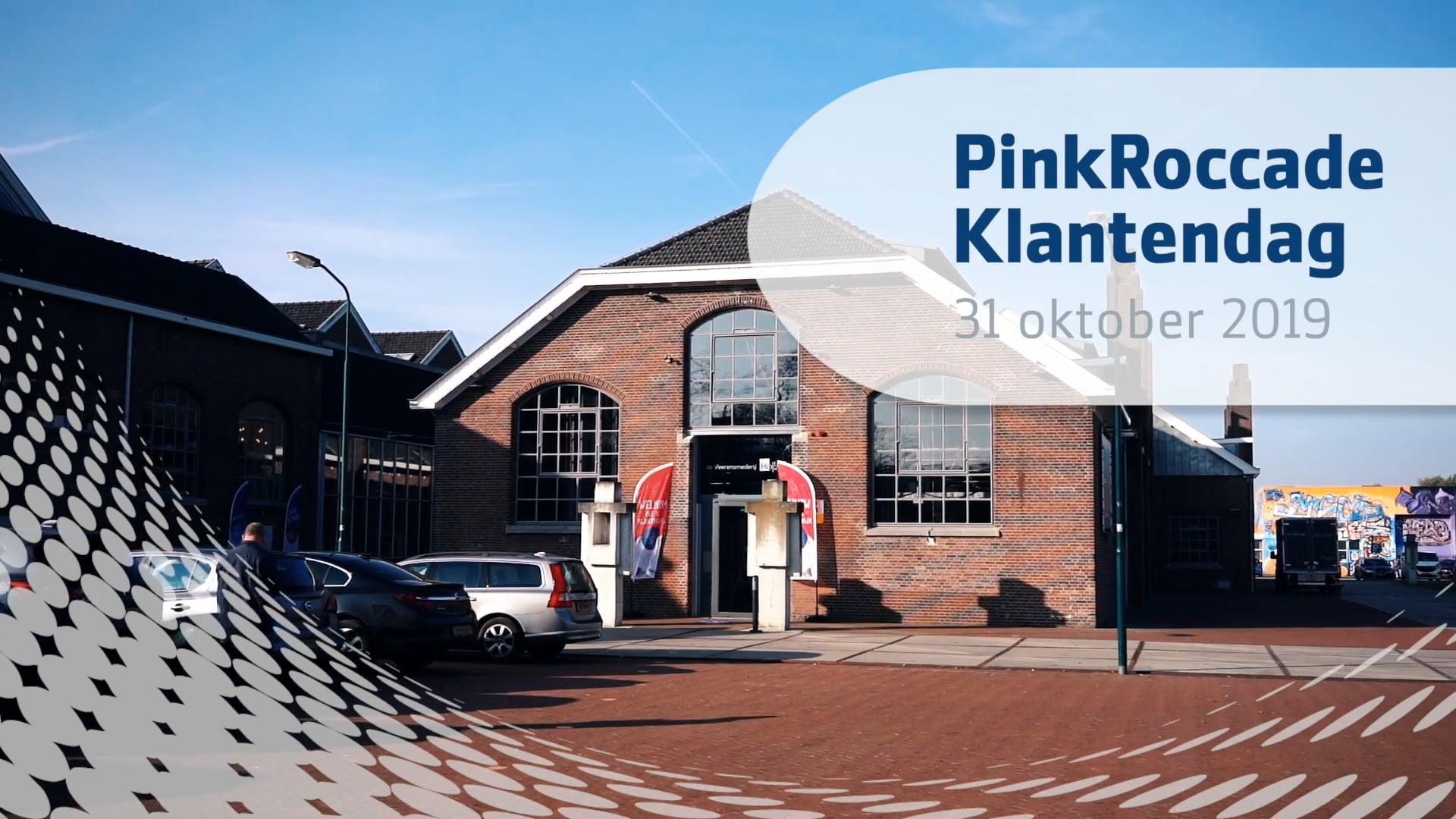 PinkRoccade klantendag_31 oktober 2019