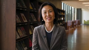 A Message from President Meredith Woo: Devotion to Educating Women