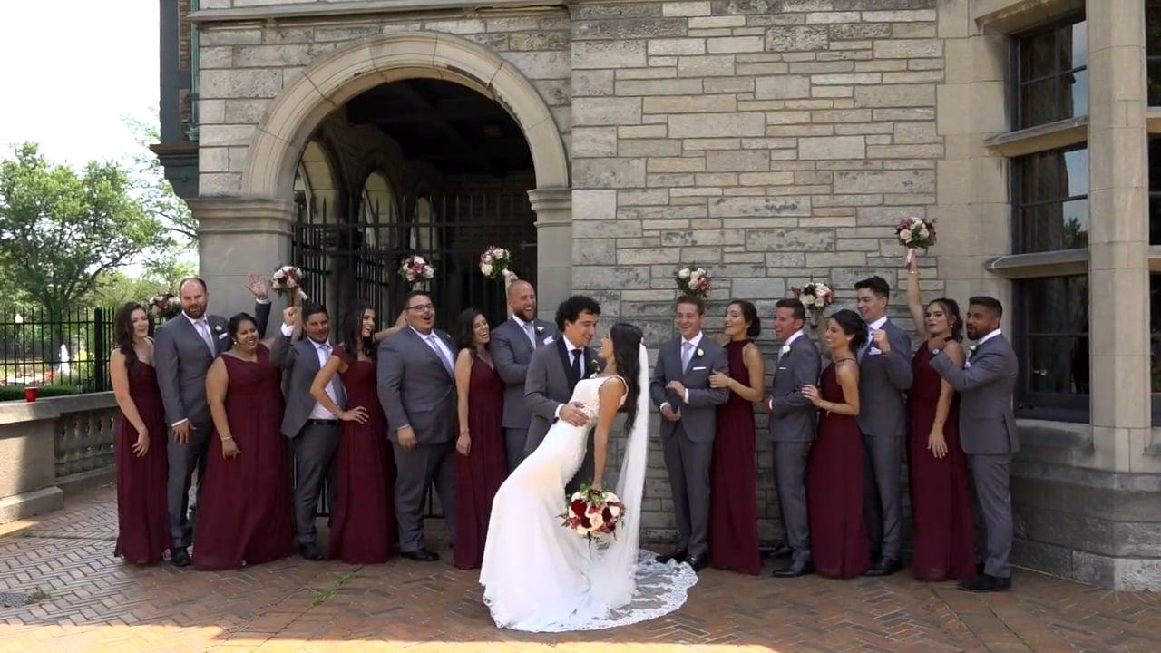 JOHN ANTHONY & NEDA Wedding Day Highlights
