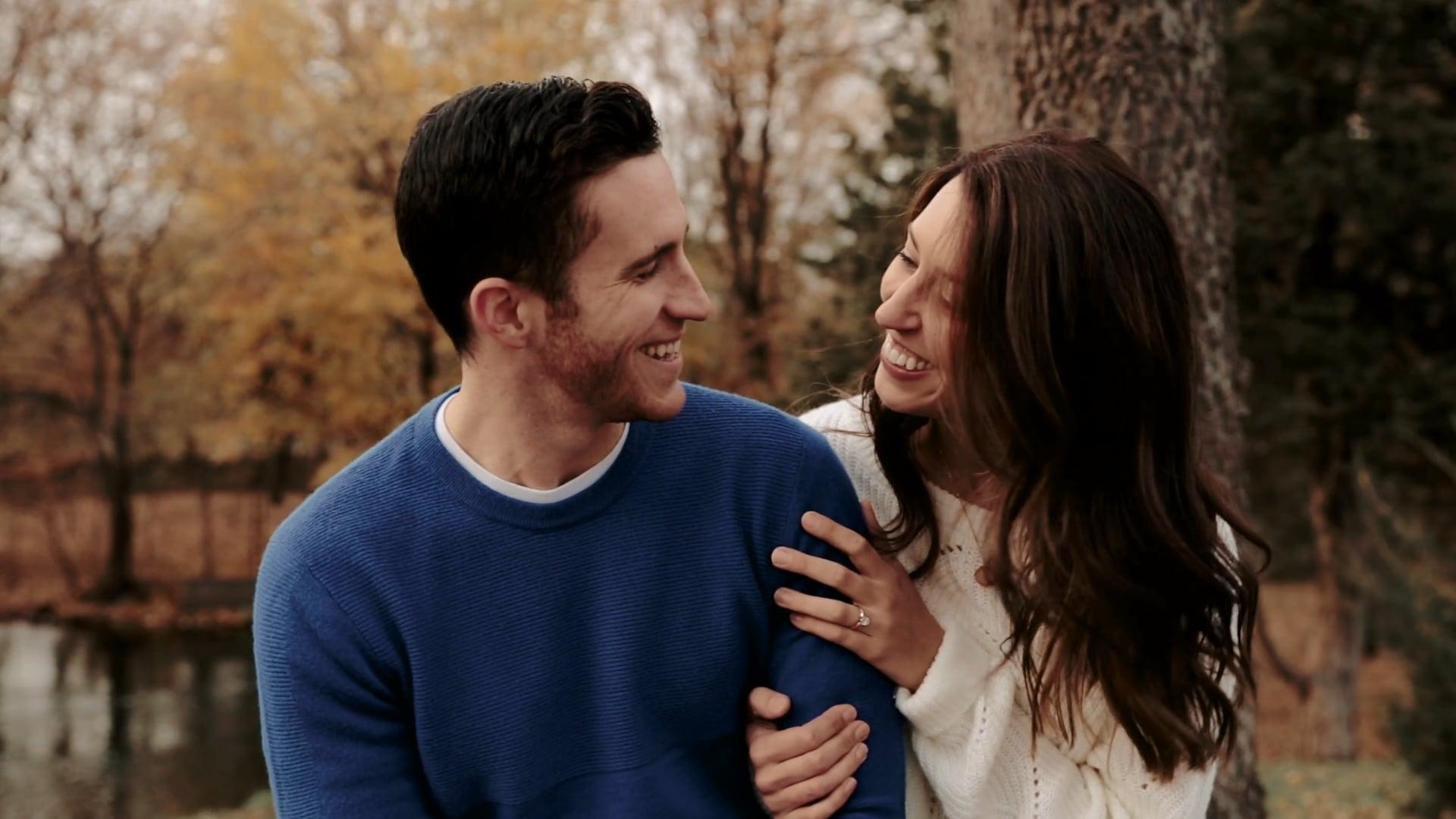 Halie + Addison | Engagement Film