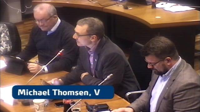 Byrådsmøde d. 21 november 2019