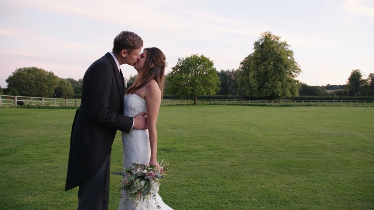 Sophie and James - Saint Andrews Church, Whitchurch, Hampshire