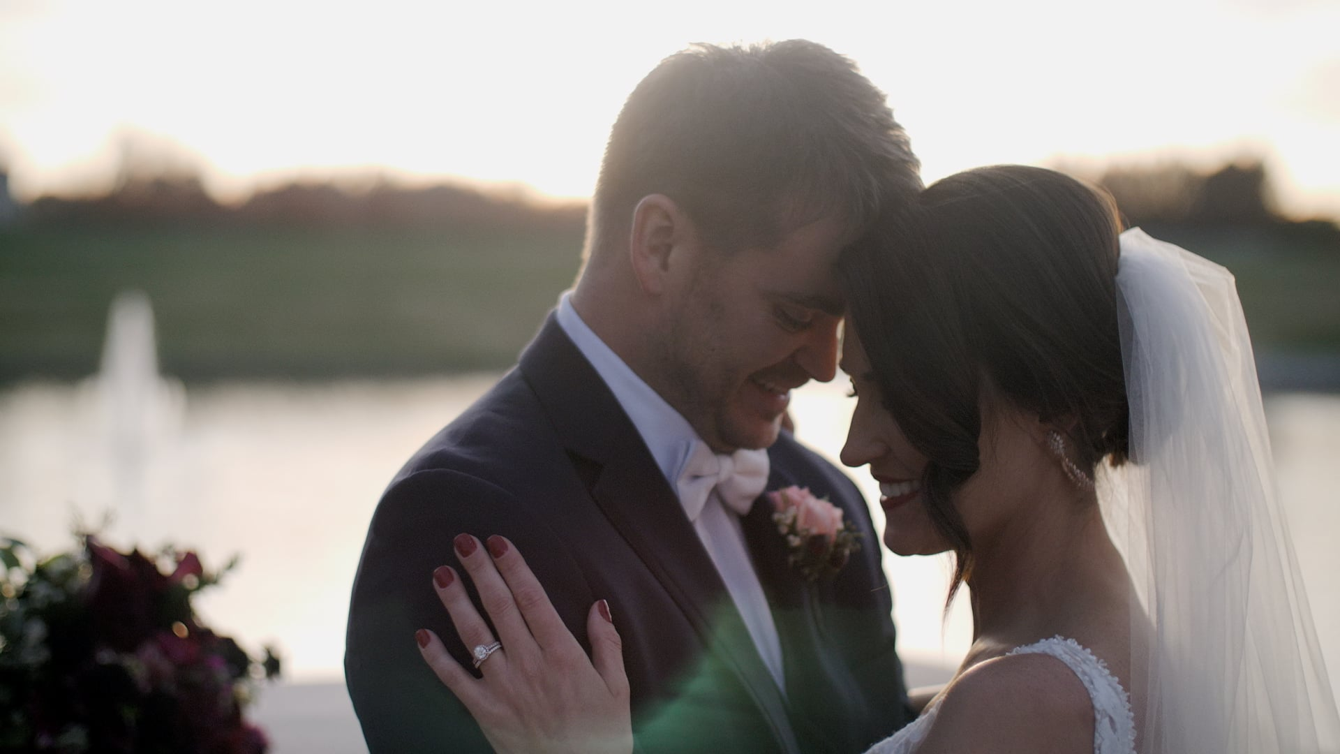 Brittany and Andrew Teaser Trailer | Tori Danielle Weddings